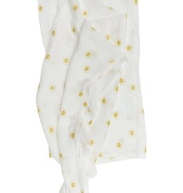 LouLou Lollipop LoulouLOLLIPOP Muslin Swaddle Rise & Shine