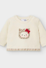 Mayoral Mayoral Padded Pullover Size 1-2M