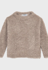 Mayoral Mayoral Fuzzy Sweater 5 years