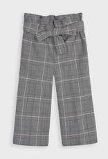 Mayoral Mayoral Plaid Cropped Pant
