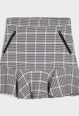 Mayoral Mayoral Houndstooth Check Skirt 10 years