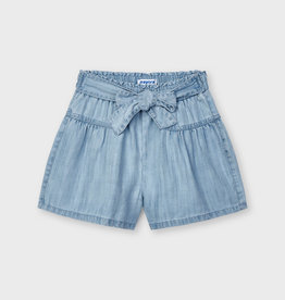 Mayoral Mayoral Ecofriends Loose Denim Shorts