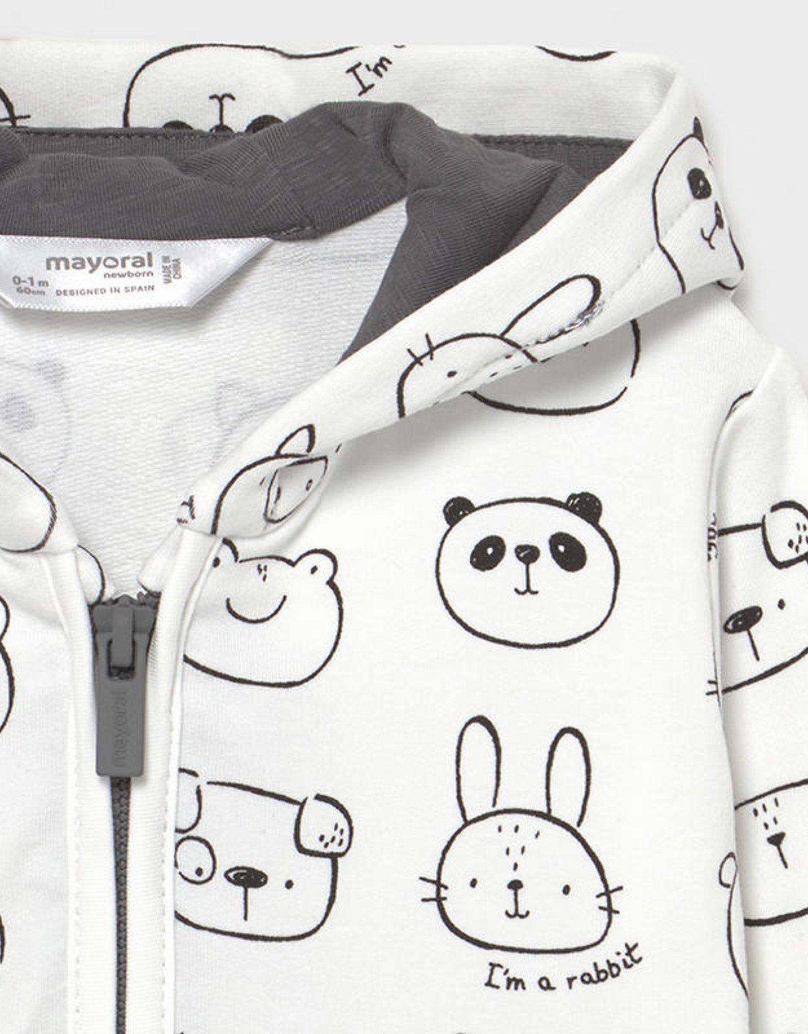 Mayoral Mayoral Baby Boy 3 Piece Tracksuit