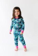 Lola & Taylor Tropical Nights Kids Pajama Set