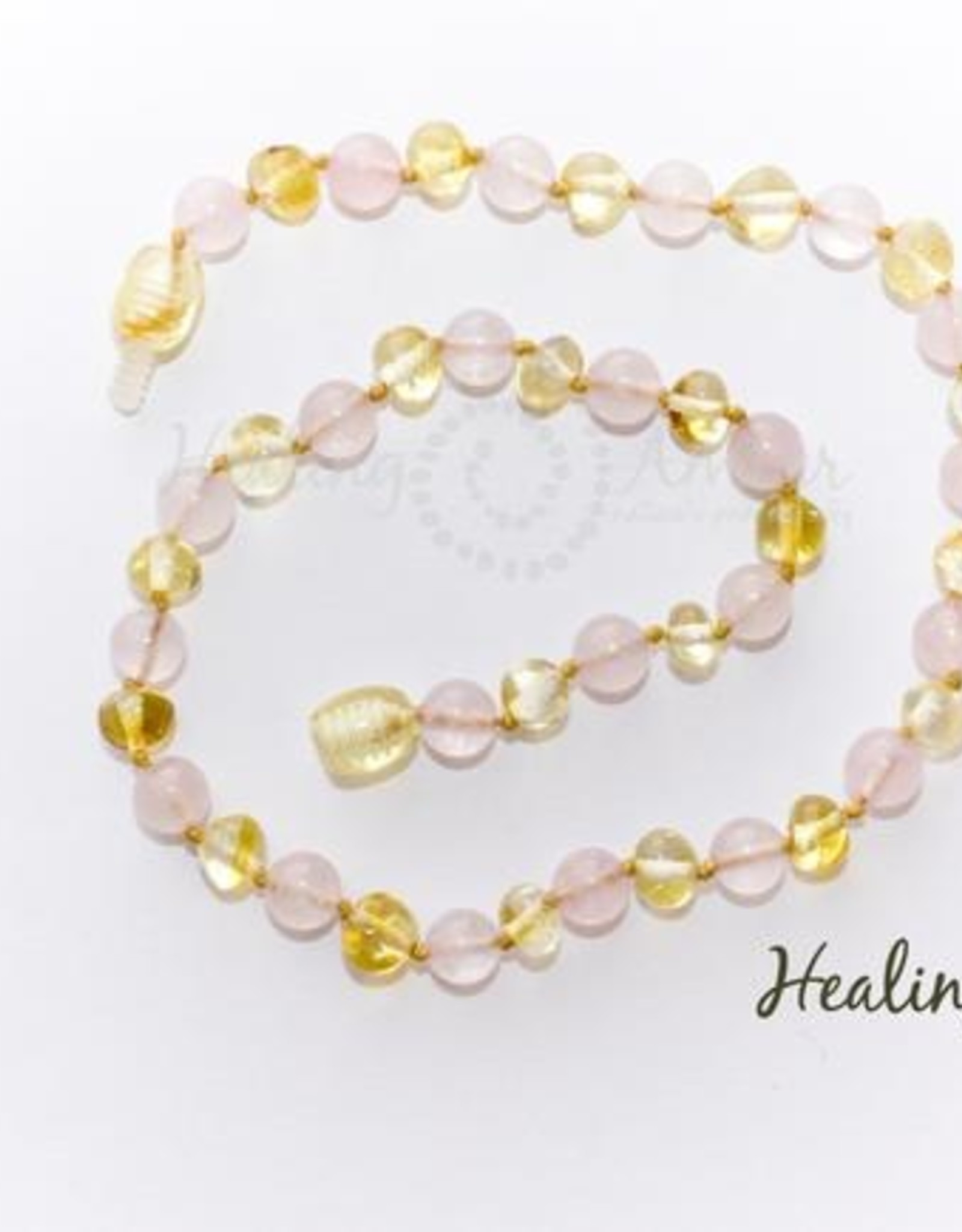 """Healing Amber Necklaces 11"""" & 13"""""""