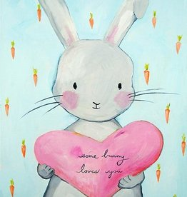Cici Art Card Some Bunny Loves You