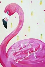 Cici Art Card Hello Beautiful