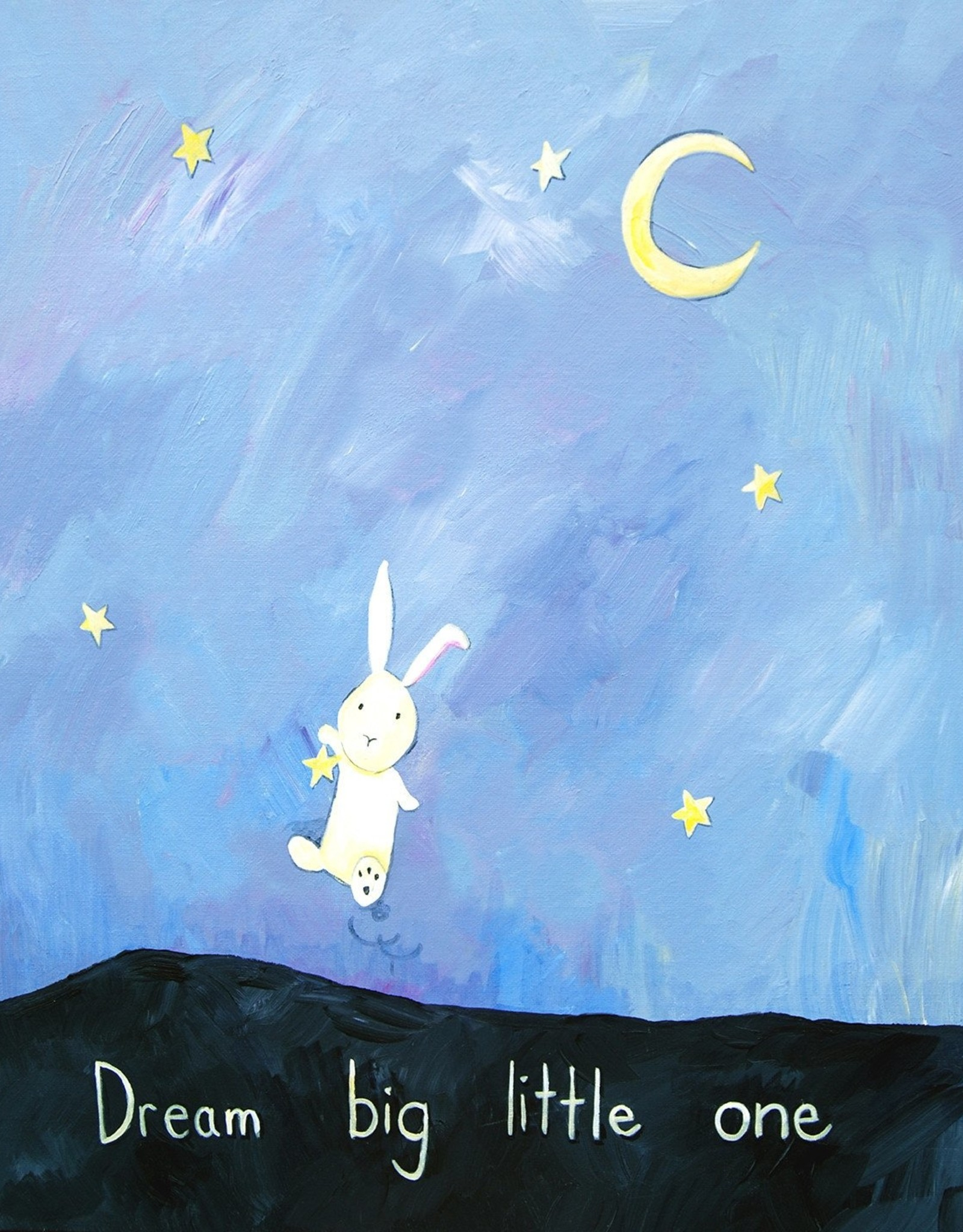 Cici Art Card Dream Big Little One