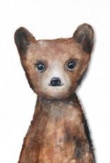 Cici Art Card Bear