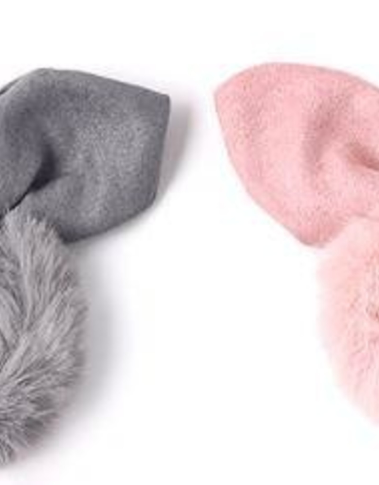 Lox Lion Lox Lion Bunny Ears Scrunchie Trio