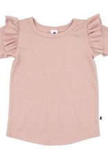 Little & Lively Little & Lively Ruffle Sleeve T-Shirt