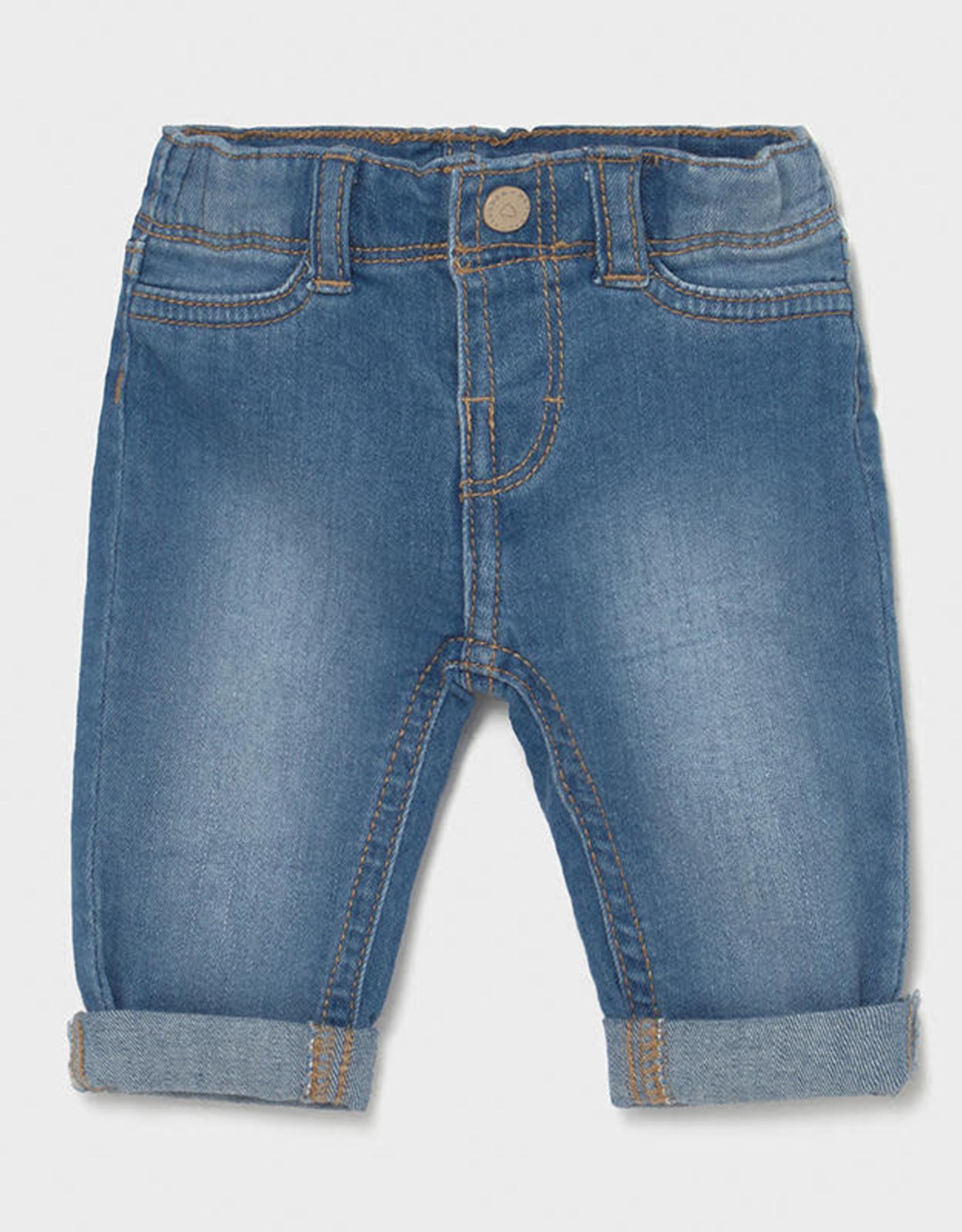Mayoral Mayoral Baby Boy  Basic Jeans