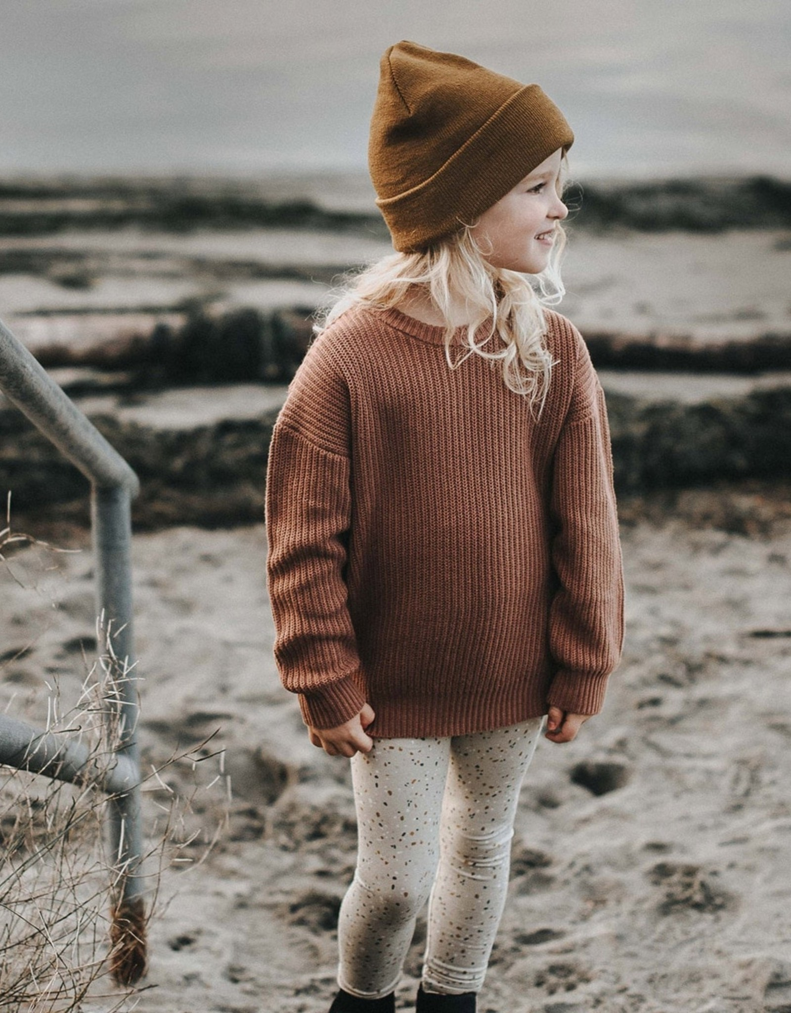 Jax & Lennon Jax & Lennon Kids Knit Sweater