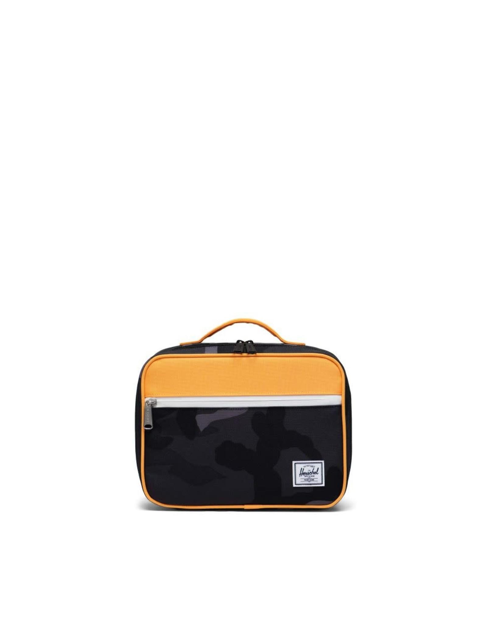 Herschel Herschel Heritage Youth XL Backpack Night Camo / Blazing Orange