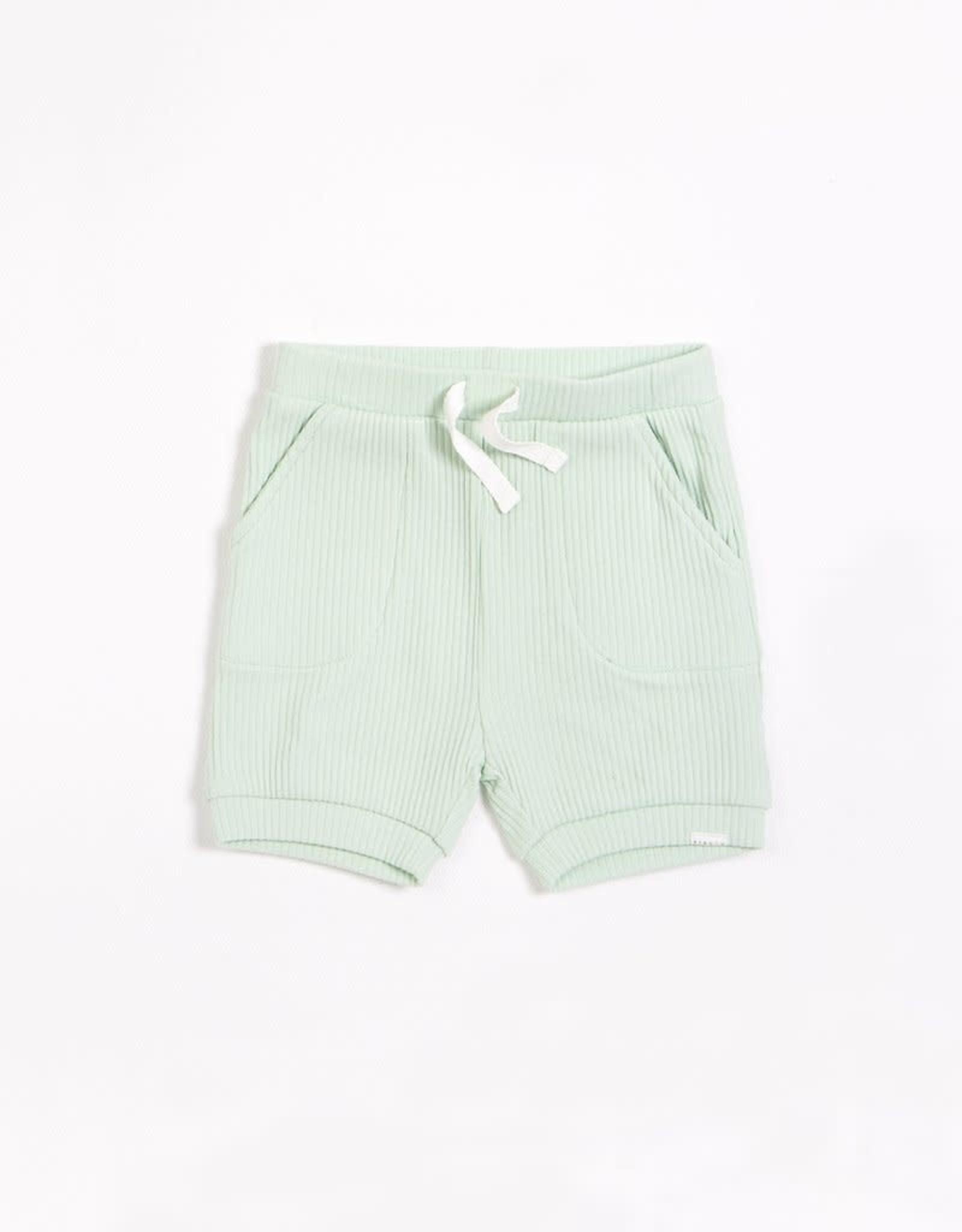Petit Lem Petit Lem Modal Rib Shorts