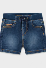Mayoral Mayoral Baby Boy Basic Denim Bermuda Shorts