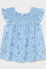 Mayoral Mayoral Baby Girl Polka Dot Dress