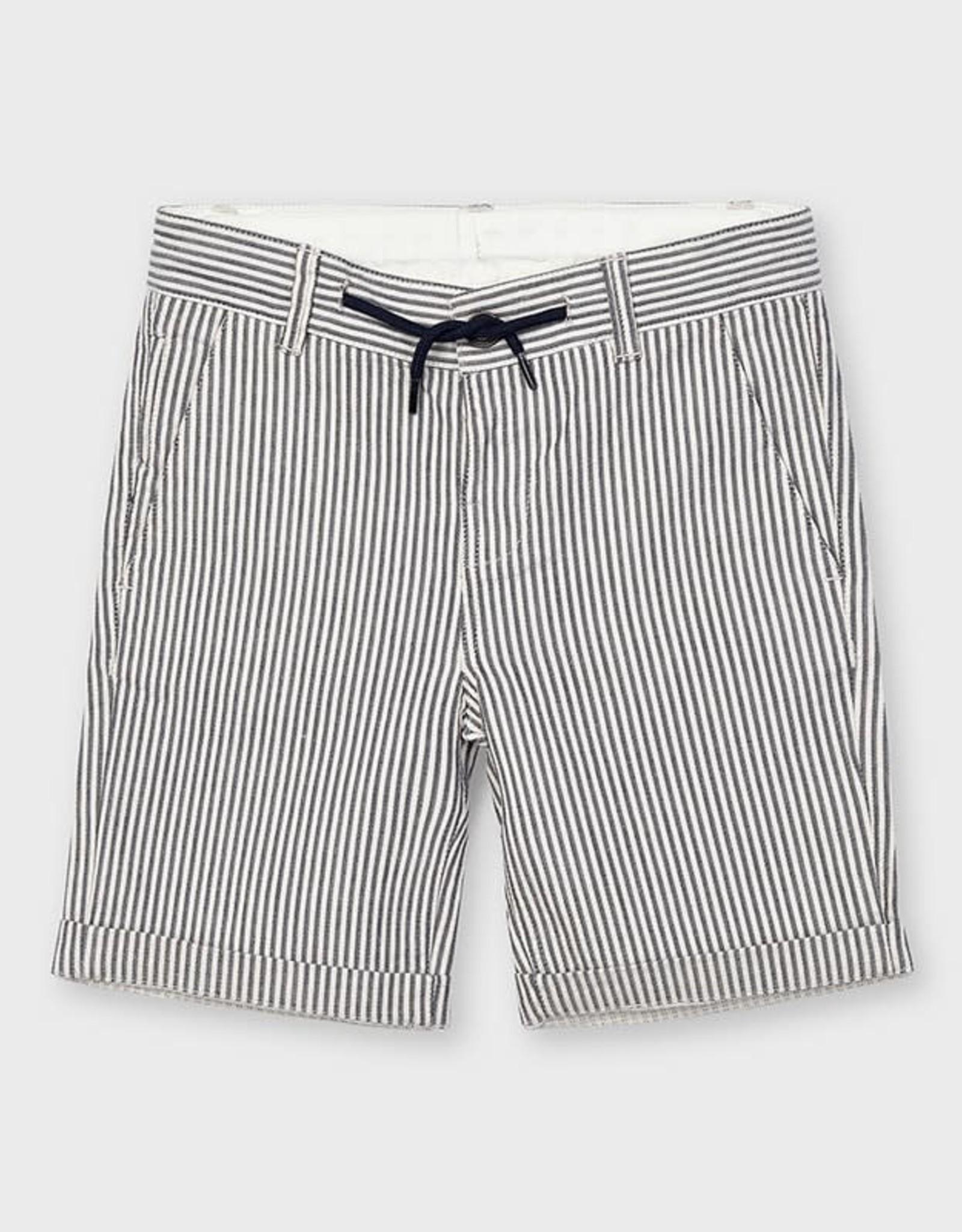 Mayoral Mayoral Boys Striped Shorts