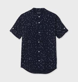 Mayoral Mayoral Mandarin Collar Shirt