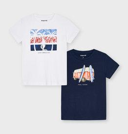 Mayoral Mayoral Short Sleeve T-Shirt