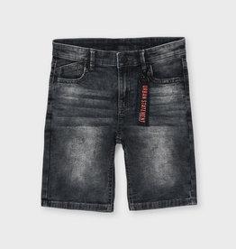 Mayoral Mayoral Soft Denim Bermuda Shorts