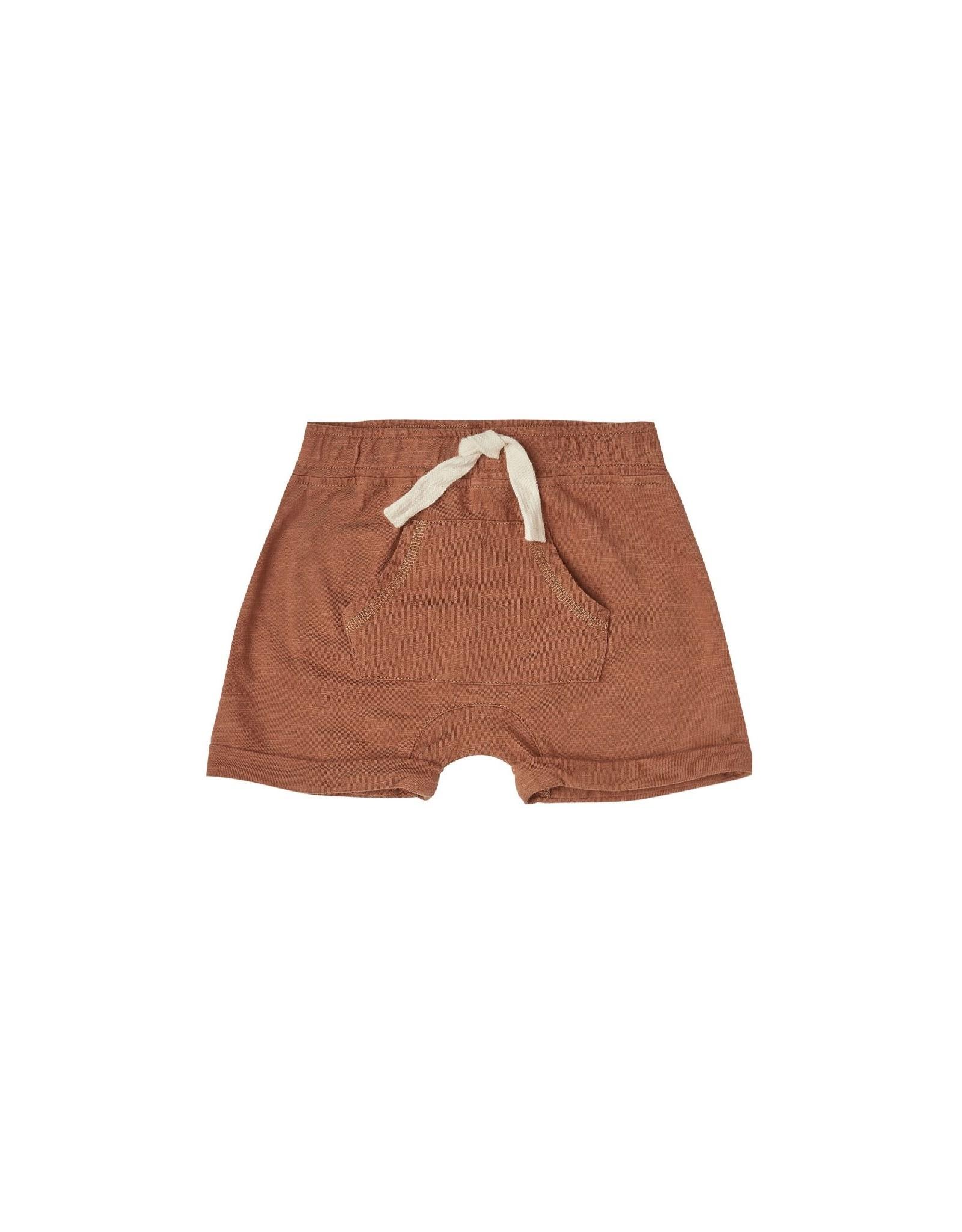 Rylee & Cru Rylee & Cru Front Pouch Shorts