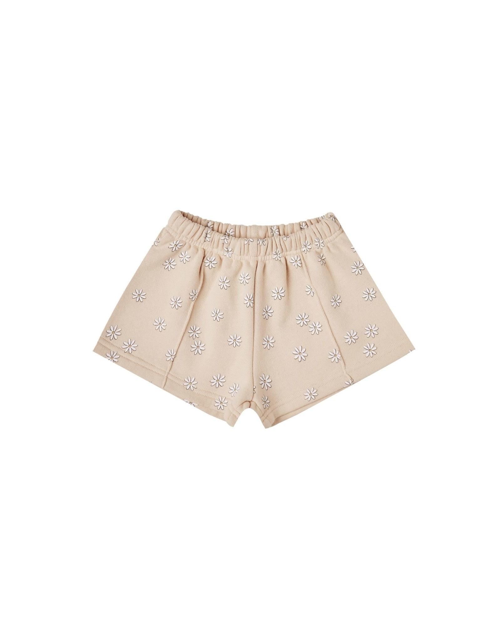 Rylee & Cru Rylee & Cru Daisy Confetti Sweat Short
