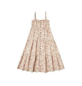 Rylee & Cru Rylee & Cru Dragonfly Tiered Maxi Dress