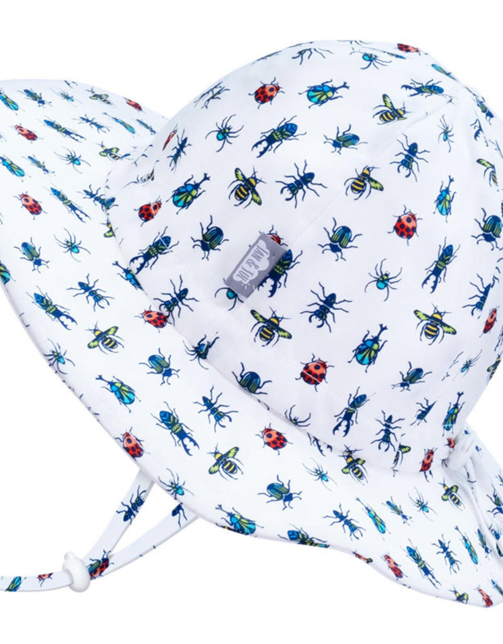 Jan & Jul Jan & Jul Bugs Cotton Floppy Hat
