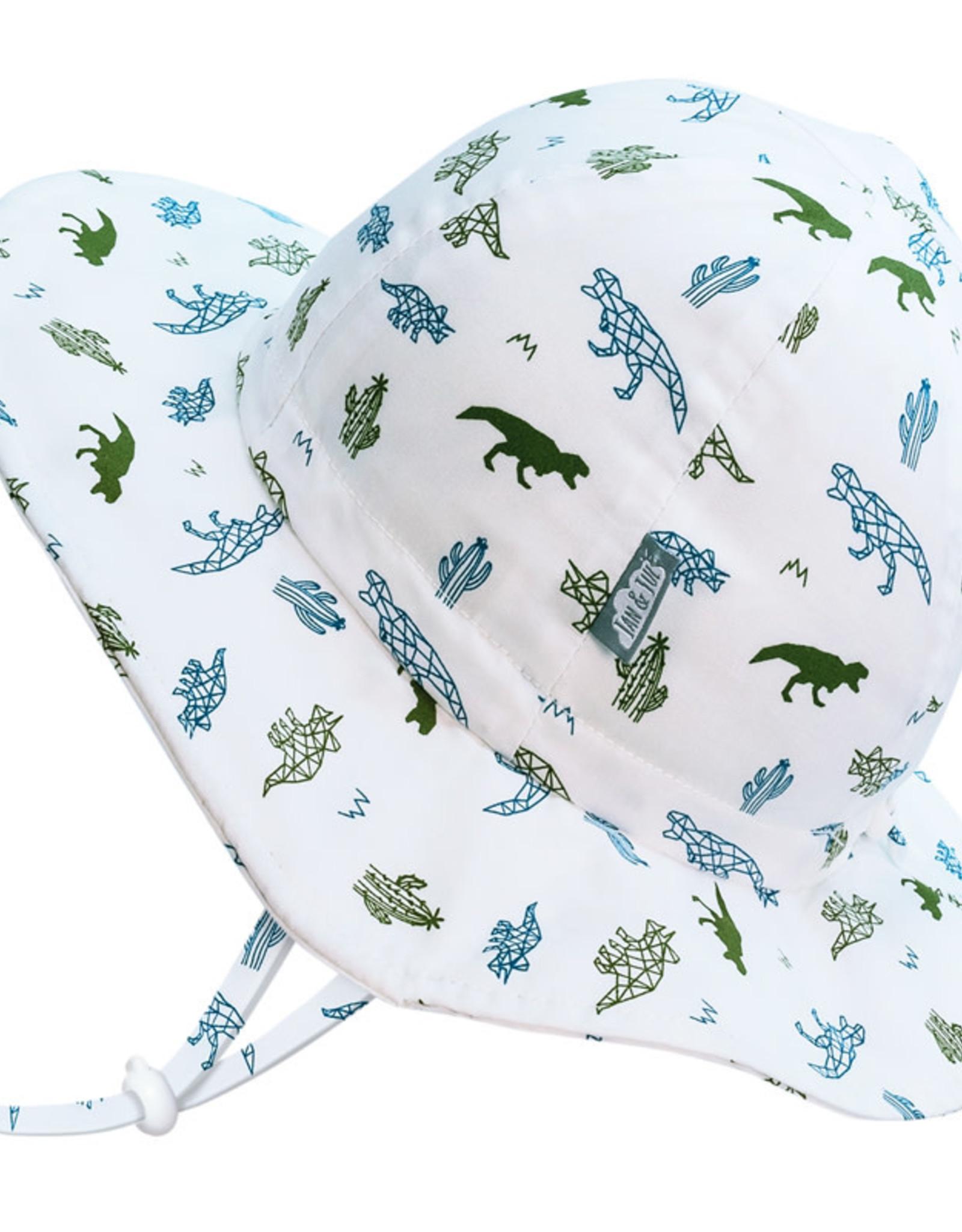 Jan & Jul Jan & Jul Dino Cotton Floppy Hat