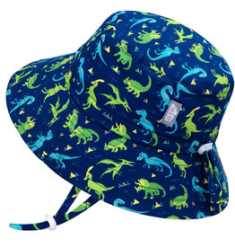 Jan & Jul Jan & Jul Dinoland Aqua Dry Bucket Hat