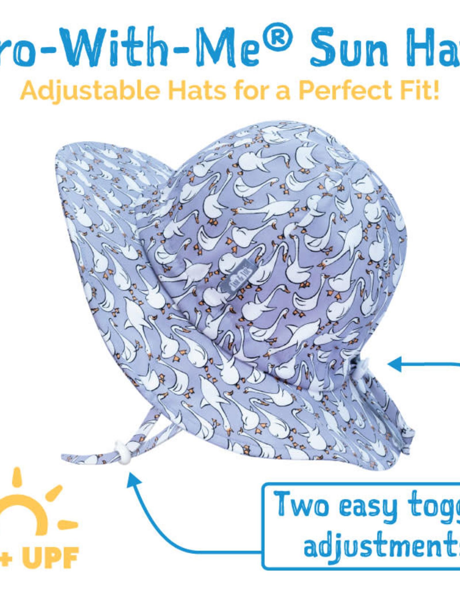 Jan & Jul Jan & Jul Lavender Daisy Cotton Floppy Hat