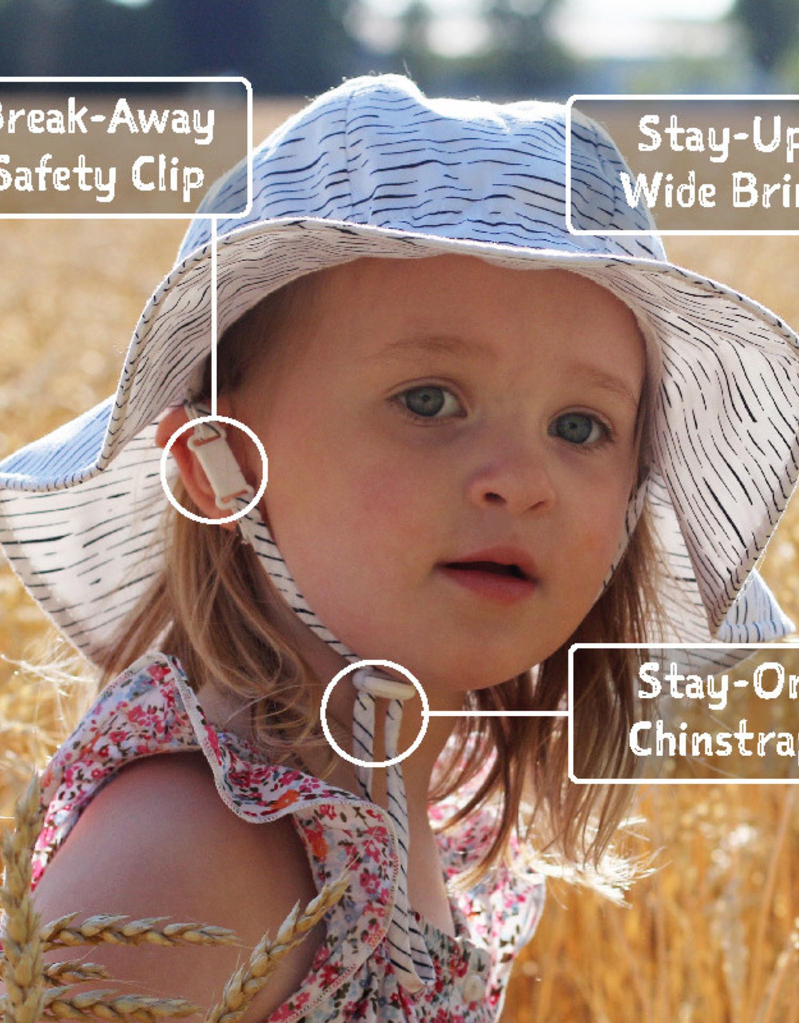 Jan & Jul Jan & Jul Lemons Cotton Floppy Hat