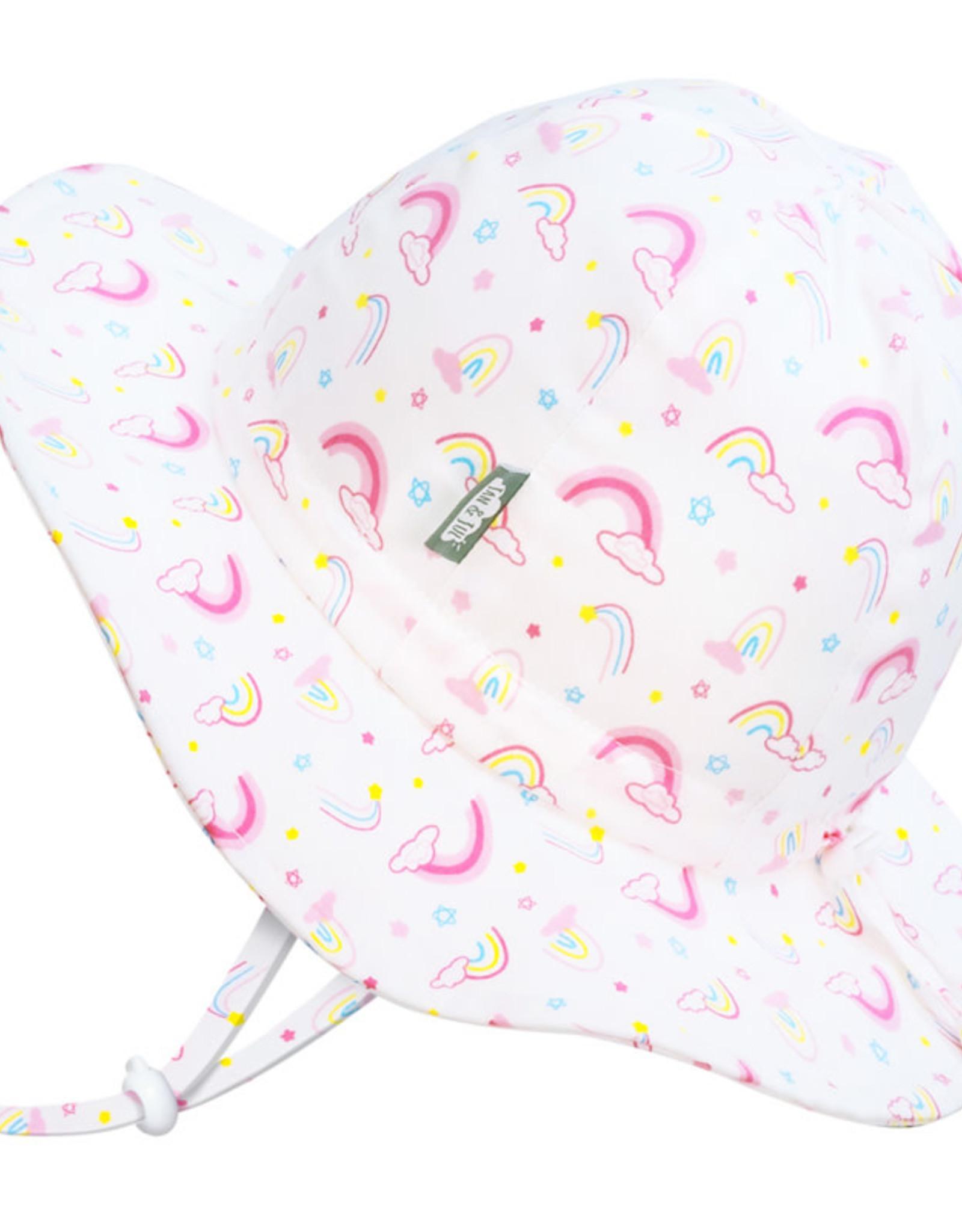 Jan & Jul Jan & Jul Rainbow Cotton Floppy Hat