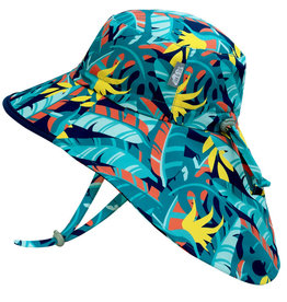 Jan & Jul Jan & Jul Tropical Aqua Dry Adventure Hat
