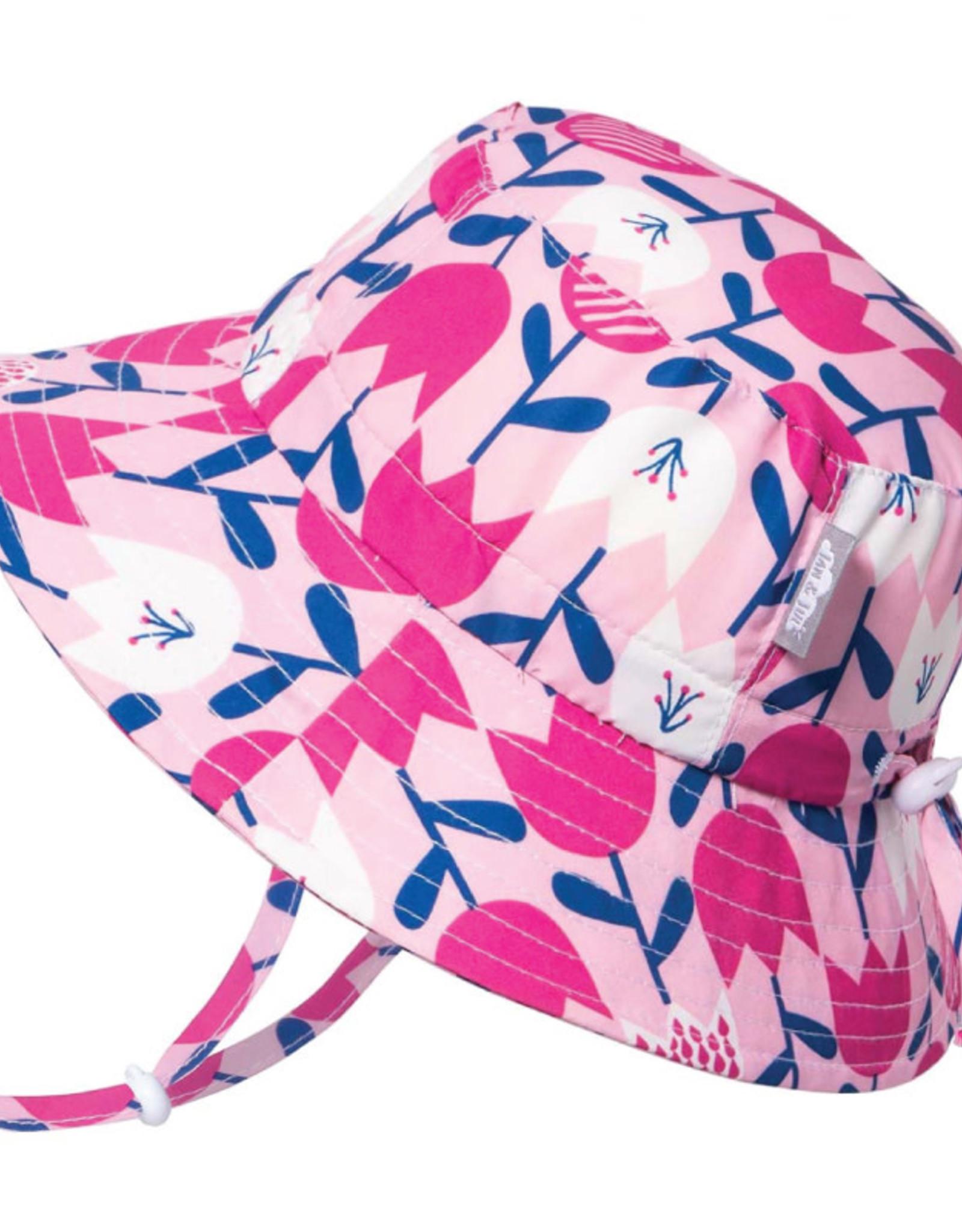 Jan & Jul Jan & Jul Tulip Aqua Dry Bucket Hat