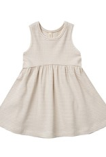 Quincy Mae Quincy Mae Ribbed Tank Dress Ash
