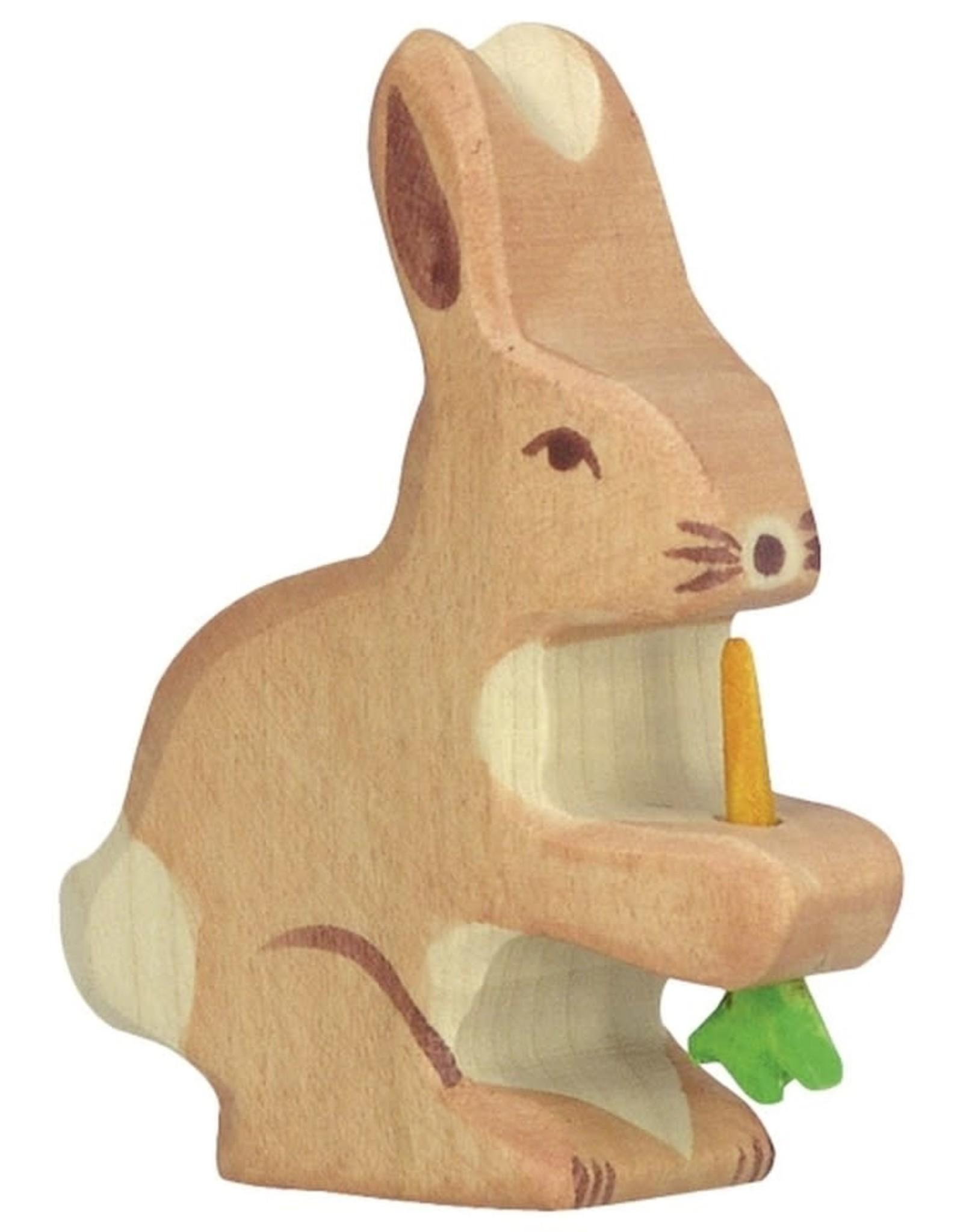 Holztiger Holztiger Hare w/ Carrot