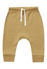 Quincy Mae Quincy Mae Drawstring Pant Gold