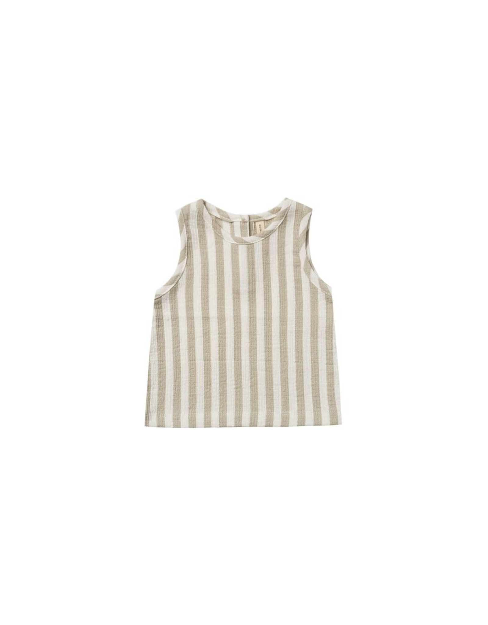 Quincy Mae Quincy Mae Woven Tank