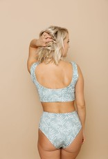 Imagine Perry Imagine Perry Ladies Two Piece Swimsuit Meadow