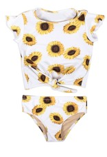 Shade Critters Shade Critters Rasguard Set Sunflowers