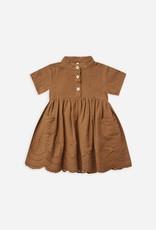 Rylee & Cru Rylee & Cru Esme Dress Rust