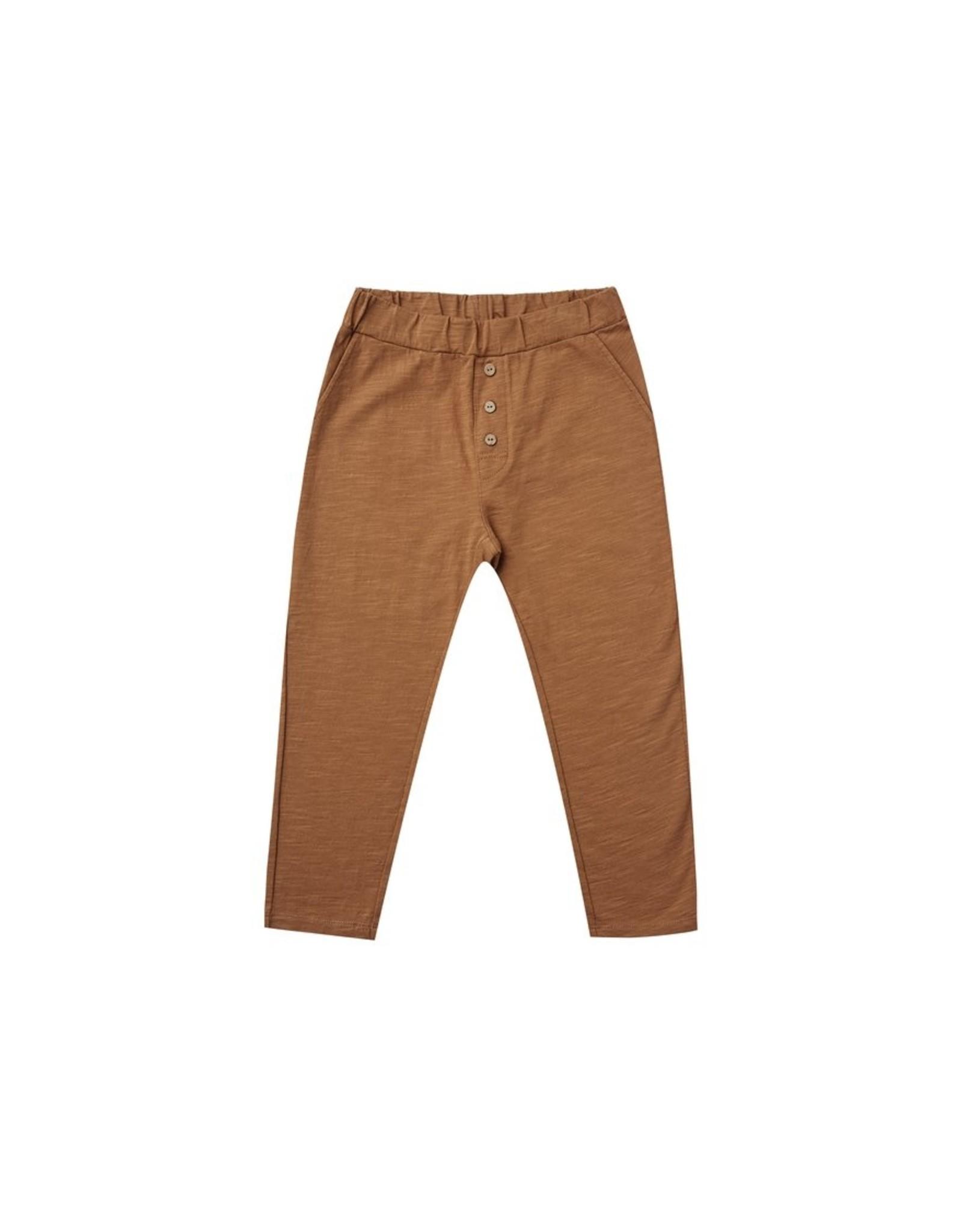 Rylee & Cru Rylee & Cru Cru Pants Rust