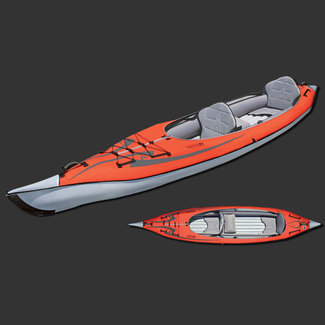 ADVANCED ELEMENTS ADVANCEDFRAME CONVERTIBLE KAYAK