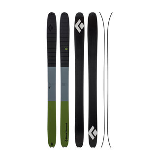 Black Diamond Equipment, Ltd BOUNDARY PRO 115 SKIS