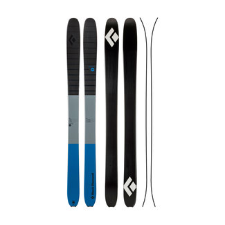 Black Diamond Equipment, Ltd BOUNDARY PRO 107 SKIS