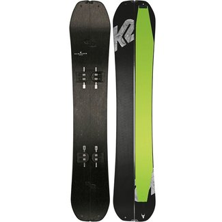 K2 SNOWBOARD MARAUDER SPLIT PACKAGE