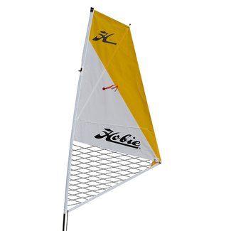 Hobie MIRAGE i-SAIL KIT  (WHITE/PAPAYA)