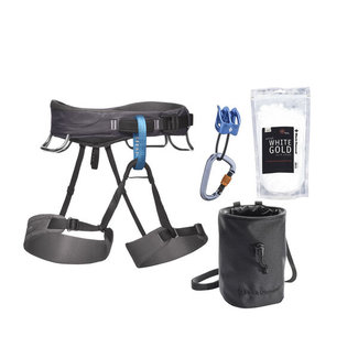 Black Diamond Equipment, Ltd MOMENTUM HARNESS - MEN'S PACKAGE